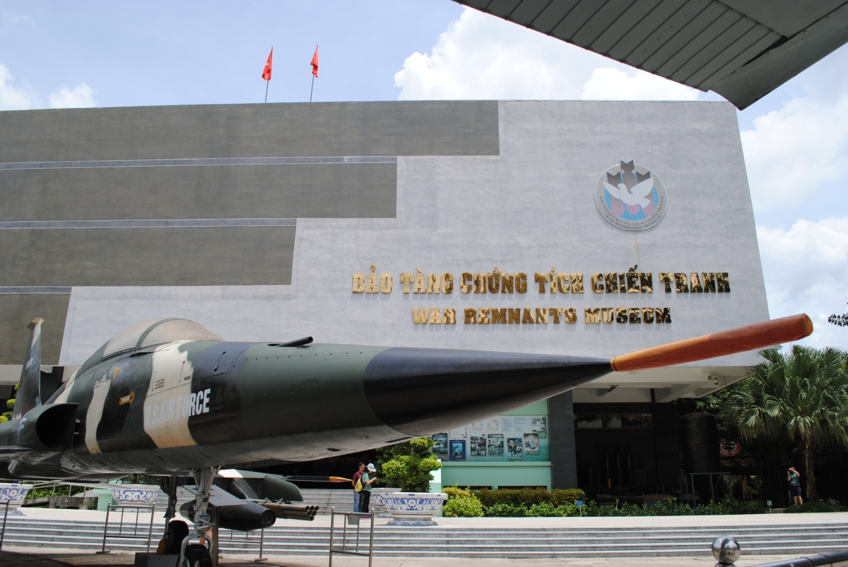 The War Remnants Museum