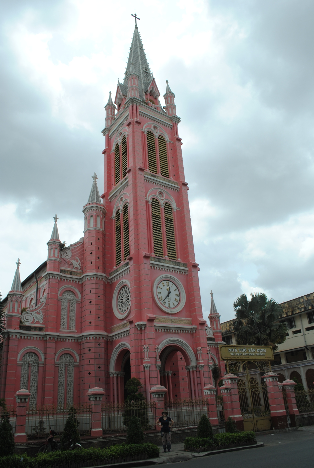 The Pink Church