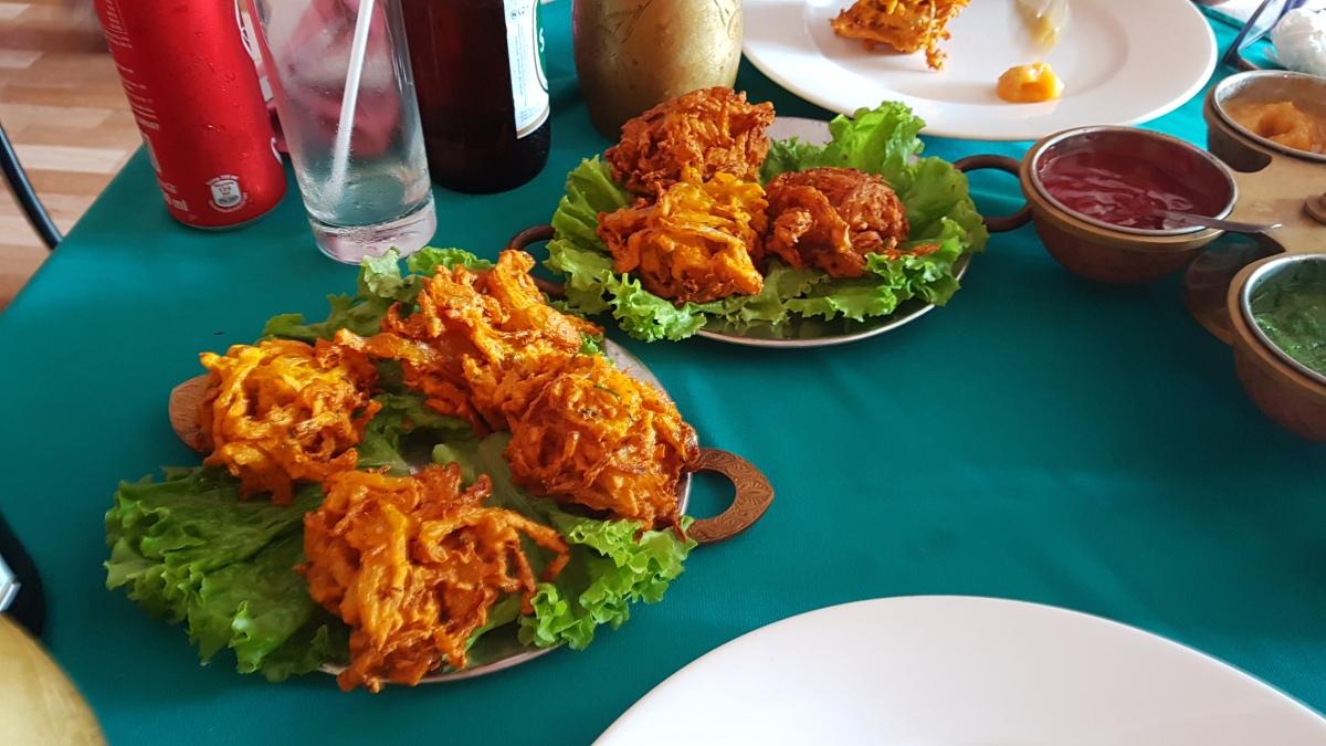 Omar's Restaurant food 1
