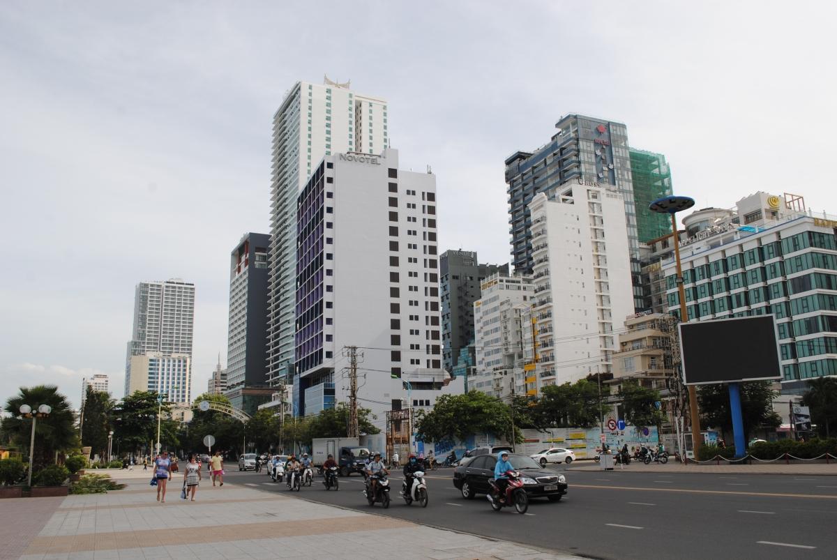Nha Trang buildings